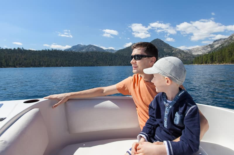Safe Boating With Children